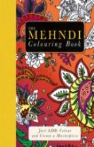 The Mehndi Patterns Colouring Book
