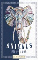 Animals Night & Day Colouring Book