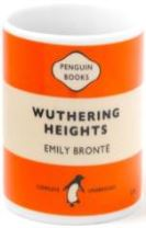 WUTHERING HEIGHTS MUG