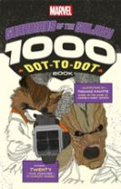 Marvel's Guardians Of The Galaxy 1000 Dot-to-Dot Book