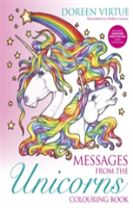 Messages from the Unicorns Colouring Book
