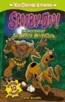 Scooby Doo: the Mystery of the Maze Monster