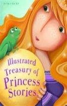 Illustrated Treasury of Princess Stories