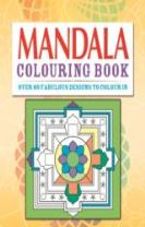 Mandalas Colouring Book