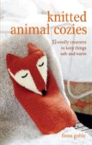 Knitted Animal Cozies