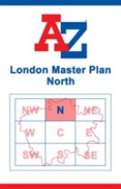 London Master Map - North