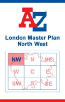 London Master Map - North West