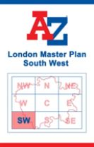 London Master Map - South West
