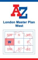 London Master Map - West
