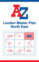 London Master Map - North East