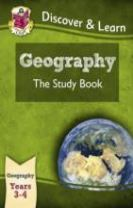 KS2 Discover & Learn: Geography - Study Book, Year 3 & 4