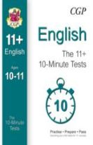 English The 11+ 10-minute tests