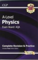 A-Level Physics: AQA Year 1 & 2 Complete Revision & Practice with Online Edition
