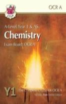 A-Level Chemistry for OCR A: Year 1 & AS Student Book with Online Edition
