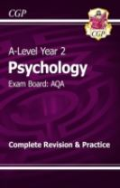 A-Level Psychology: AQA Year 2 Complete Revision & Practice