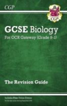 New Grade 9-1 GCSE Biology: OCR Gateway Revision Guide with Online Edition