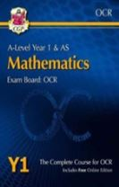 New A-Level Maths for OCR: Year 1 & AS Student Book