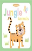 Tiny Touch Jungle Animals