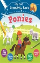 My First Creativity Book: Ponies