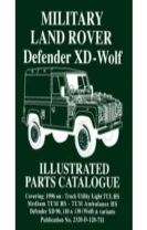 Military Land Rover XD-Wolf