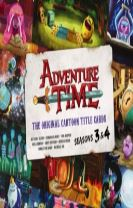 Adventure Time - The Original Cartoon Title Cards