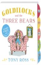 Goldilocks and the Three Bears (My Favourite Fairy Tales Board Book)