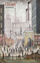 The Lowry: L.S. Lowry Wall Calendar 2017 (Art Calendar)