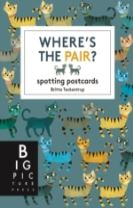 Where's the Pair: Postcards