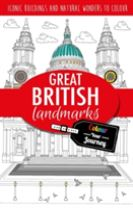 Colour Your Journey: Great British Landmarks