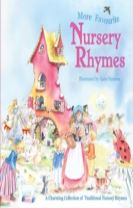 Square Paperback Book - More Favourite Nursery Rhymes