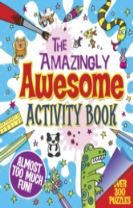 The Amazingly Awesome Activity Book