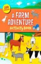 A Farm Adventure Activity Book