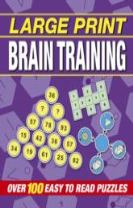 Large Print Braintraining