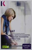 Processing Bookkeeping Transactions - Revision Kit