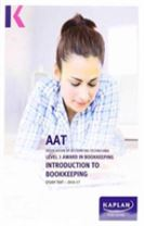 Bookkeeping Award - Text/Workbook