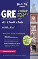 GRE 2016 Strategies, Practice and Review with 4 Practice Tests