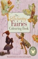 The Enchanting Fairies Colouring Book