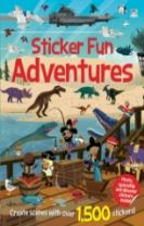 Sticker Fun Adventures