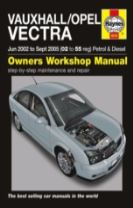 Vauxhall/Opel Vectra Petrol & Diesel Service And R
