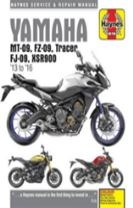 Yamaha Mt-09, Tracer And Xsr900 (13 - 16)