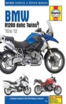 BMW R1200 Dohc Motorcycle Repair Manual