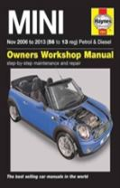 Mini Petrol & Diesel Owners Workshop Manual