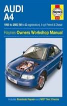 Audi A4 Owners Workshop Manual