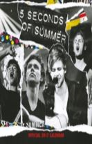 5 Seconds of Summer Official 2017 Square Calendar