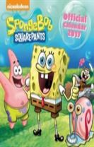 Sponge Bob Official 2017 Square Calendar