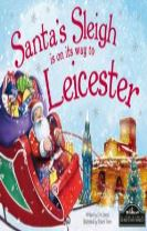 Santa's Sleigh is on its Way to Leicester