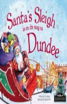 Santa Sleigh is on it's Way to Dundee