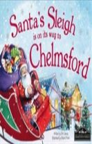 Santa's Sleigh is on it's Way to Chelmsford