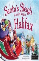 Santa's Sleigh is on it's Way to Halifax