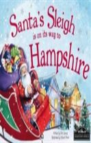 Santa's Sleigh is on it's Way to Hampshire